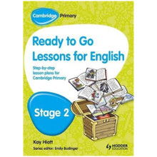 Cambridge Primary Ready to Go Lessons for English Stage 2 - ISBN 9781444177053
