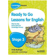 Cambridge Primary Ready to Go Lessons for English Stage 3 - ISBN 9781444177060