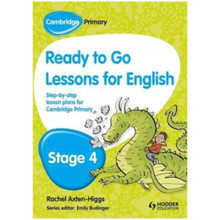 Cambridge Primary Ready to Go Lessons for English Stage 4 - ISBN 9781444177077