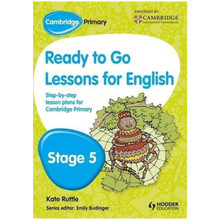 Cambridge Primary Ready to Go Lessons for English Stage 5 - ISBN 9781444177084