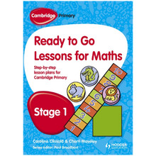 Ready to Go Lessons for Mathematics Stage 1 Cambridge Primary - ISBN 9781444177602