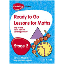 Ready to Go Lessons for Mathematics Stage 2 Cambridge Primary - ISBN 9781444177596