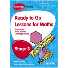 Ready to Go Lessons for Mathematics Stage 3 Cambridge Primary - ISBN 9781444177589