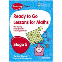 Ready to Go Lessons for Mathematics Stage 5 Cambridge Primary - ISBN 9781444177626