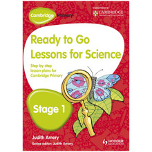 Ready to Go Lessons for Science Stage 1 Cambridge Primary - ISBN 9781444177824