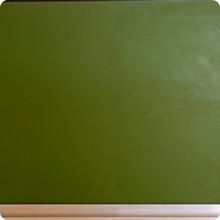 Economy Enamel Chalk Board with Aluminium Chalk Rail