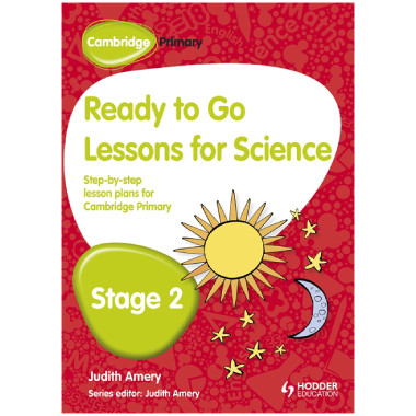 Ready to Go Lessons for Science Stage 2 Cambridge Primary - ISBN 9781444177831