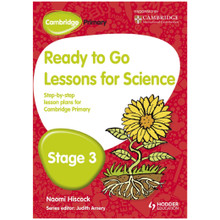 Ready to Go Lessons for Science Stage 3 Cambridge Primary - ISBN 9781444177848