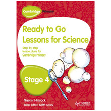 Ready to Go Lessons for Science Stage 4 Cambridge Primary - ISBN 9781444177855