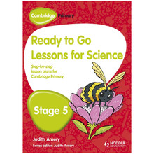 Ready to Go Lessons for Science Stage 5 Cambridge Primary - ISBN 9781444177862