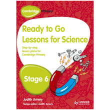 Ready to Go Lessons for Science Stage 6 Cambridge Primary - ISBN 9781444177879