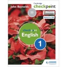 Cambridge Checkpoint English Student's Book 1 - ISBN 9781444143836