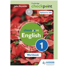 Cambridge Checkpoint English Workbook 1 - ISBN 9781444184440