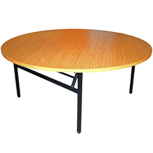 Round Banqueting and Conference Folding Table