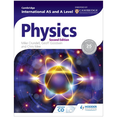 Cambridge International AS and A Level Physics 2nd Edition - ISBN 9781471809217