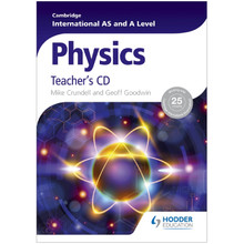 Cambridge International AS and A Level Physics Teacher's CD - ISBN 9781471809255