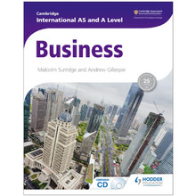 Cambridge International AS and A Level Business - ISBN 9781444181395