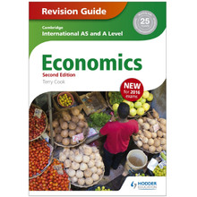 Cambridge International AS & A Level Economics Revision Guide (2nd Edition) - ISBN 9781471847738