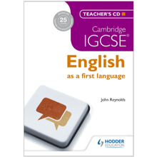 Cambridge IGCSE English First Language Teacher's CD (3rd Edition) - ISBN 9781444191691