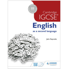 Cambridge IGCSE English as a Second Language (2nd Edition) - ISBN 9781444191622