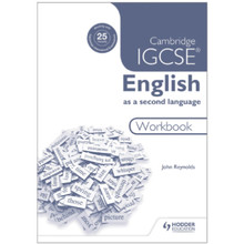 Cambridge IGCSE English as a Second Language Workbook - ISBN 9781444191646