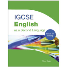 IGCSE English as a Second Language: Focus on Writing - ISBN 9780340928066