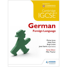 Cambridge IGCSE® German Foreign Language - ISBN 9781471833021