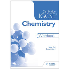 Cambridge IGCSE Chemistry Workbook 2nd Edition - ISBN 9781471807251