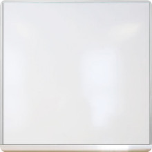 Premium Magnetic Enamel Whiteboard with Pen Rail in Various Sizes
