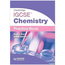 Cambridge IGCSE Chemistry Practice Book - ISBN 9781444180442