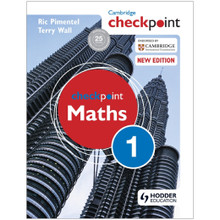 Cambridge Checkpoint Mathematics Student's Book 1 - ISBN 9781444143959
