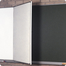Premium WHITE and CHALK Swivel Board with Combination Option