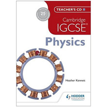 Cambridge IGCSE Physics Teacher's CD 3rd Edition - ISBN 9781444196283