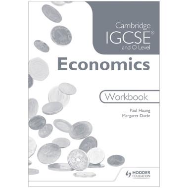 Cambridge IGCSE & O Level Economics Workbook - ISBN 9781471845123