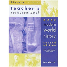 Cambridge IGCSE Modern World History Teacher's Resource - ISBN 9780719577147