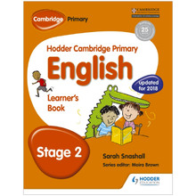Hodder Cambridge Primary English: Learner's Book Stage 2 - ISBN 9781471830211
