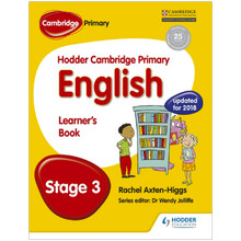 Hodder Cambridge Primary English: Learner's Book Stage 3 - ISBN 9781471830976