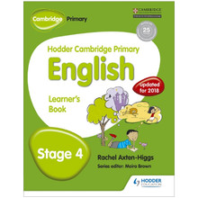 Hodder Cambridge Primary English: Learner's Book Stage 4 - ISBN 9781471830266