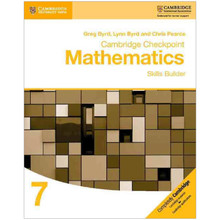 Cambridge Checkpoint Mathematics Skills Builder 7 - ISBN 9781316637371