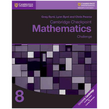 Cambridge Checkpoint Mathematics Challenge Workbook 8 - ISBN 9781316637425