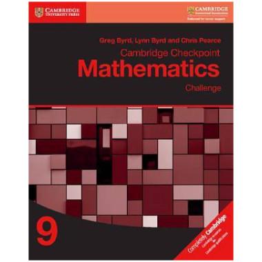 Cambridge Checkpoint Mathematics Challenge Workbook 9 - ISBN 9781316637432