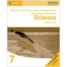 Cambridge Checkpoint Science Skills Builder 7 - ISBN 9781316637180