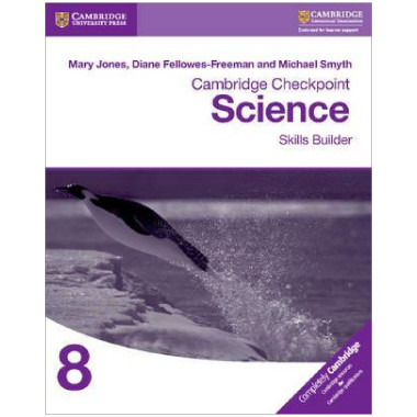 Cambridge Checkpoint Science Skills Builder 8 - ISBN 9781316637203