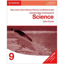 Cambridge Checkpoint Science Skills Builder 9 - ISBN 9781316637241