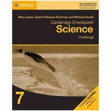 Cambridge Checkpoint Science Challenge Workbook 7 - ISBN 9781316637197