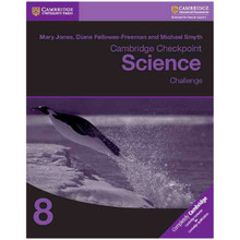 Cambridge Checkpoint Science Challenge Workbook 8 - ISBN 9781316637234