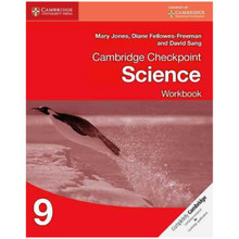 Cambridge Checkpoint Science Challenge Workbook 9 - ISBN 9781316637265