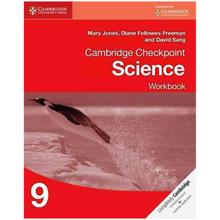 Cambridge Checkpoint Science Challenge Workbook 9 - ISBN 9781316637265