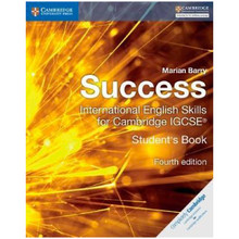 Success International English Skills for IGCSE Student's Book (4th Edition) - ISBN 9781316637050