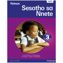Platinum Sesotho Sa Nnete Kereiti ya 3 Buka ya Moithuti Learner's Book - ISBN 9780636118072